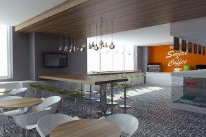 Bornova Turkcell Cafe Tasarımı