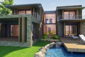 Sasalı Villa Projesi